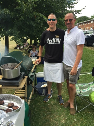 Our BBQ Chefs 2017