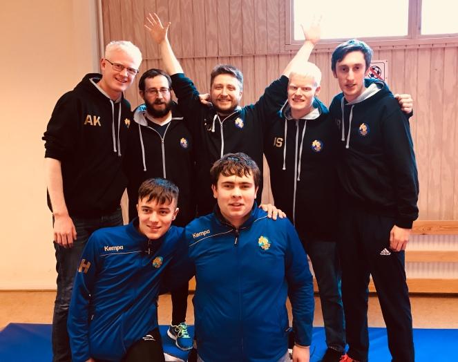 Malmo Open Team 2018