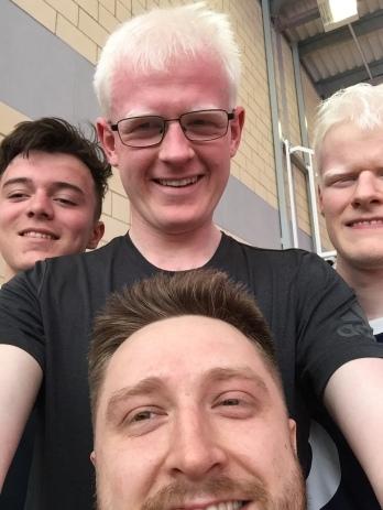 Elite May Selfie